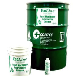 EcoLine Bio Based Food Machinery Grease, Food Grade Rust Control